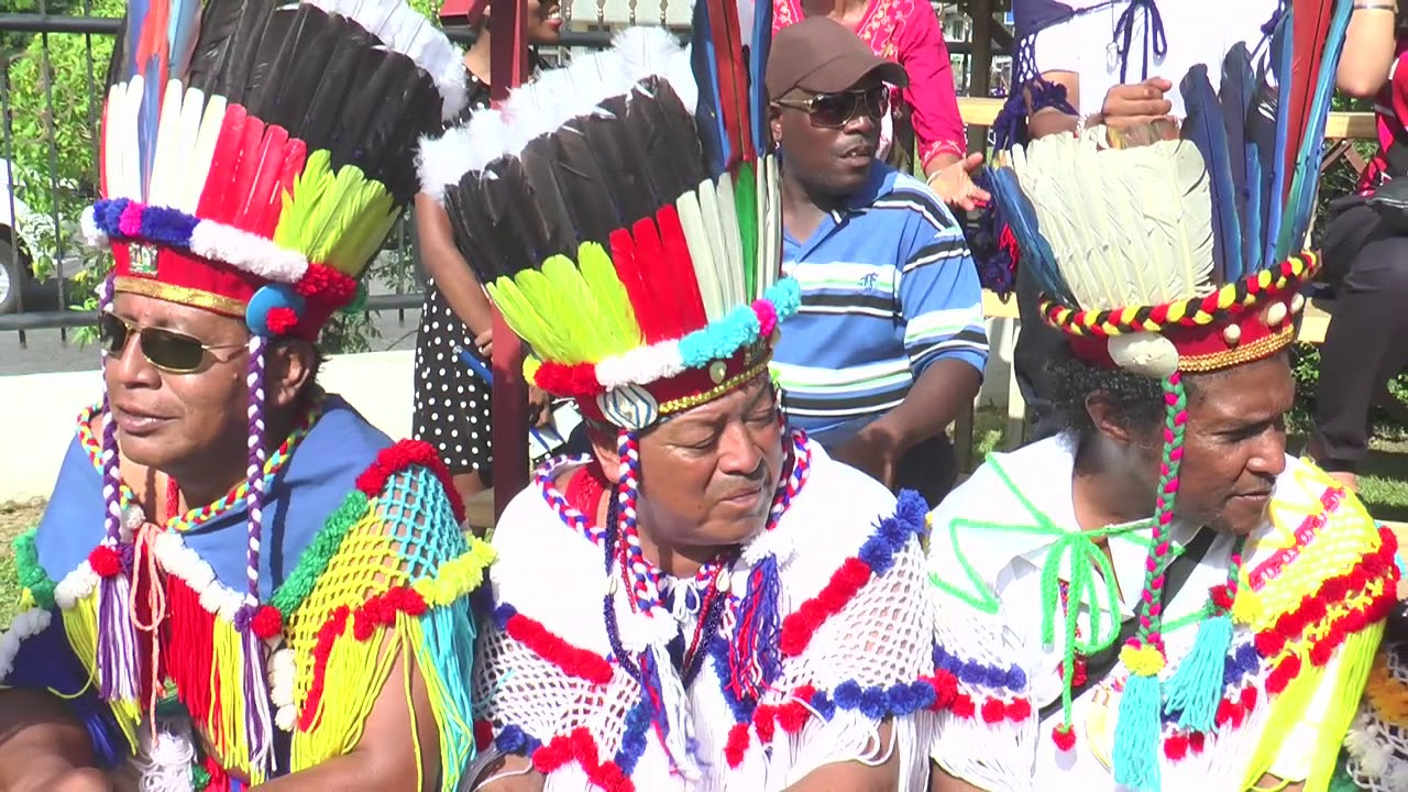Celebrating the First Peoples of Trinidad and Tobago and ...