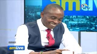 Senator Wamatangi speaks on demolition of his car bazaar near Nyayo Stadium