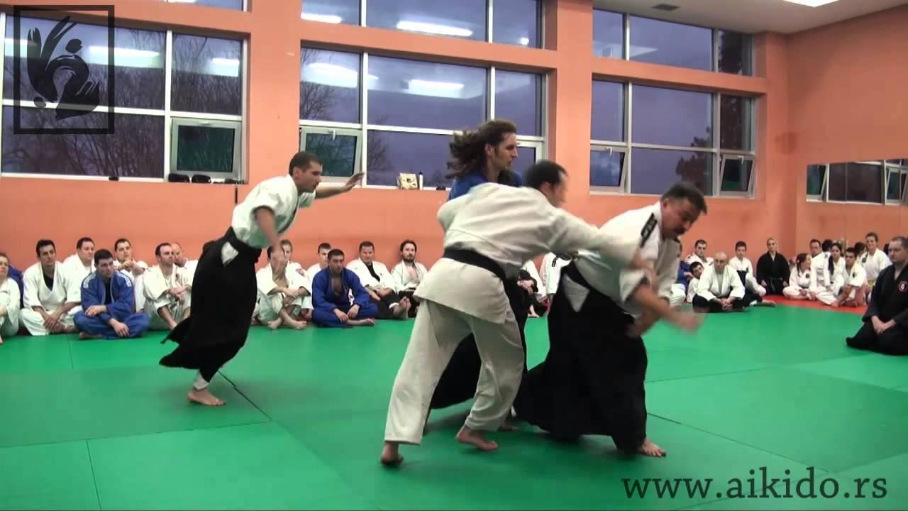 International Aikido Academy: Igor Dmitriyev-Russia: 2-nd Dan Black Belt