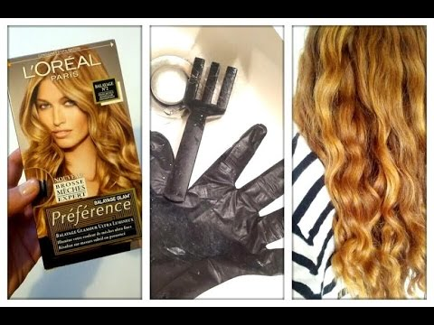 comment se faire des mches chez soi - Coloration Meche Blonde