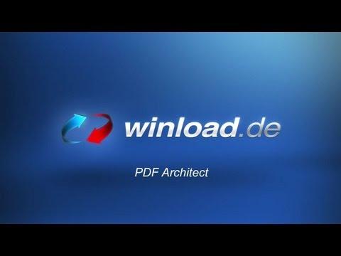 PDF Architect - PDFs betrachten und bearbeiten | Winload.de