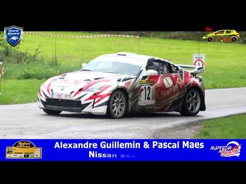 Rallye De La Famenne 2019 - Alexandre Guillemin & Pascal Maes - Boucle 2 Spéciale 5 Gerni