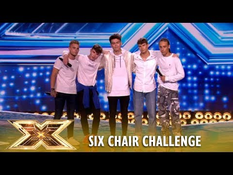"""Is This New Boy Band """"Vibe Five"""" The BIRTH of NEXT One Direction? 