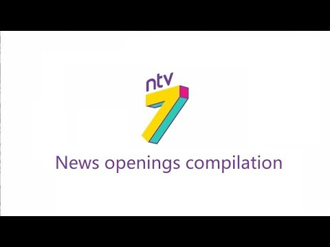 """20 years of """"feel good"""" moments - NTV7 news openings compilation (4.1999-)"""