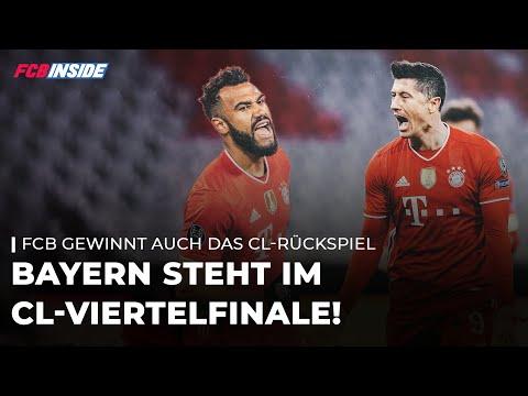 Bayern gewinnt auch das CL-Rückspiel gegen Rom und löst das Viertelfinal-Ticket | FC Bayern News