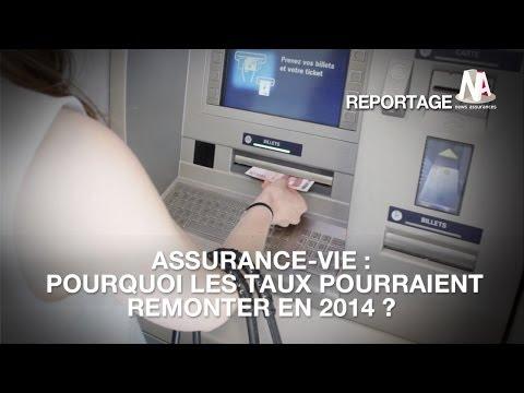 Assurance-vie : Pourquoi les taux de rendement pourraient remonter en 2014 ?