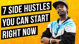 7 HIGH PAYING SIDE HUSTLES YOU CAN START TODAY! 🤑 (How to Make Money Online 2020)