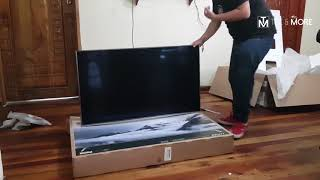 Unboxing Televisor LG 49 Pulgadas Led Smart TV Ultra HD 4K (español)