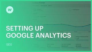 Setting up Google Analytics for Webflow sites - SEO tutorial