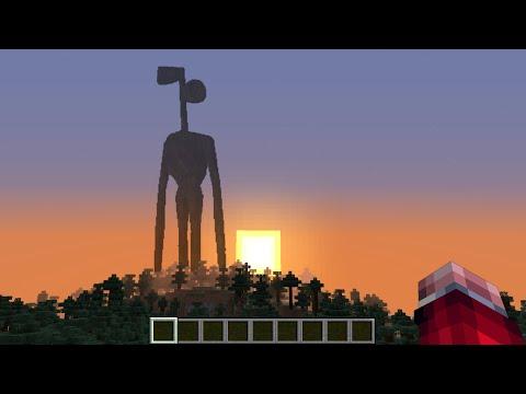 เมื่อต้อง!! หนีจากเปรตลำโพง  | Minecraft