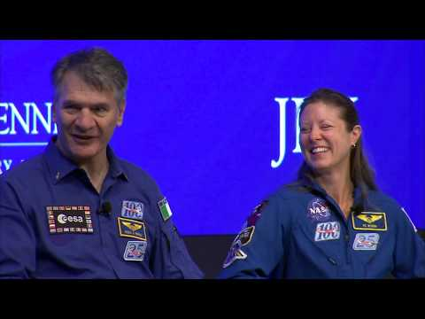 JFK Space Summit: Astronauts Speak - Dispatches from the International Space Station