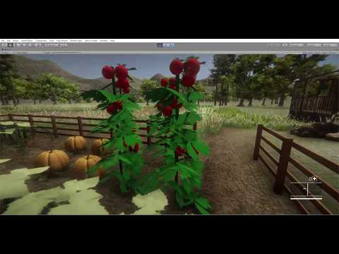 Unity 3D - Farming Game RPG Game   Dev Log #1