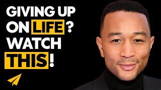 Keep GOING - John Legend (@johnlegend) - #Entspresso