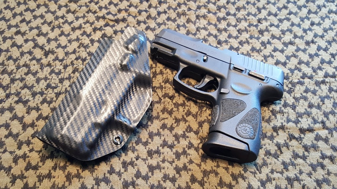 Cheap Kydex Holster? Concealment Express, Not Really