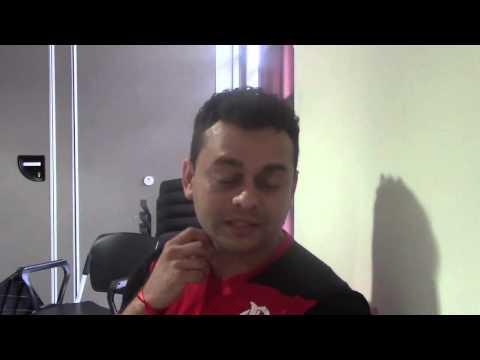 Interview avec Eduardo Pinto Costa BR