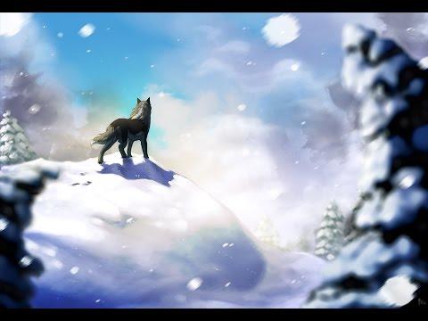Speedpaint: Domain Of The Wolf Secret Santa 2016 (Bellamy)