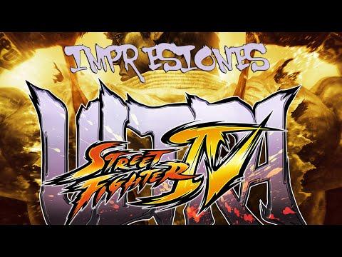 Ultra Street Fighter IV - Impresiones