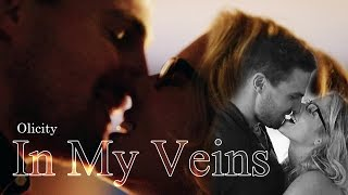 Oliver & Felicity | In My Veins (+4x03)