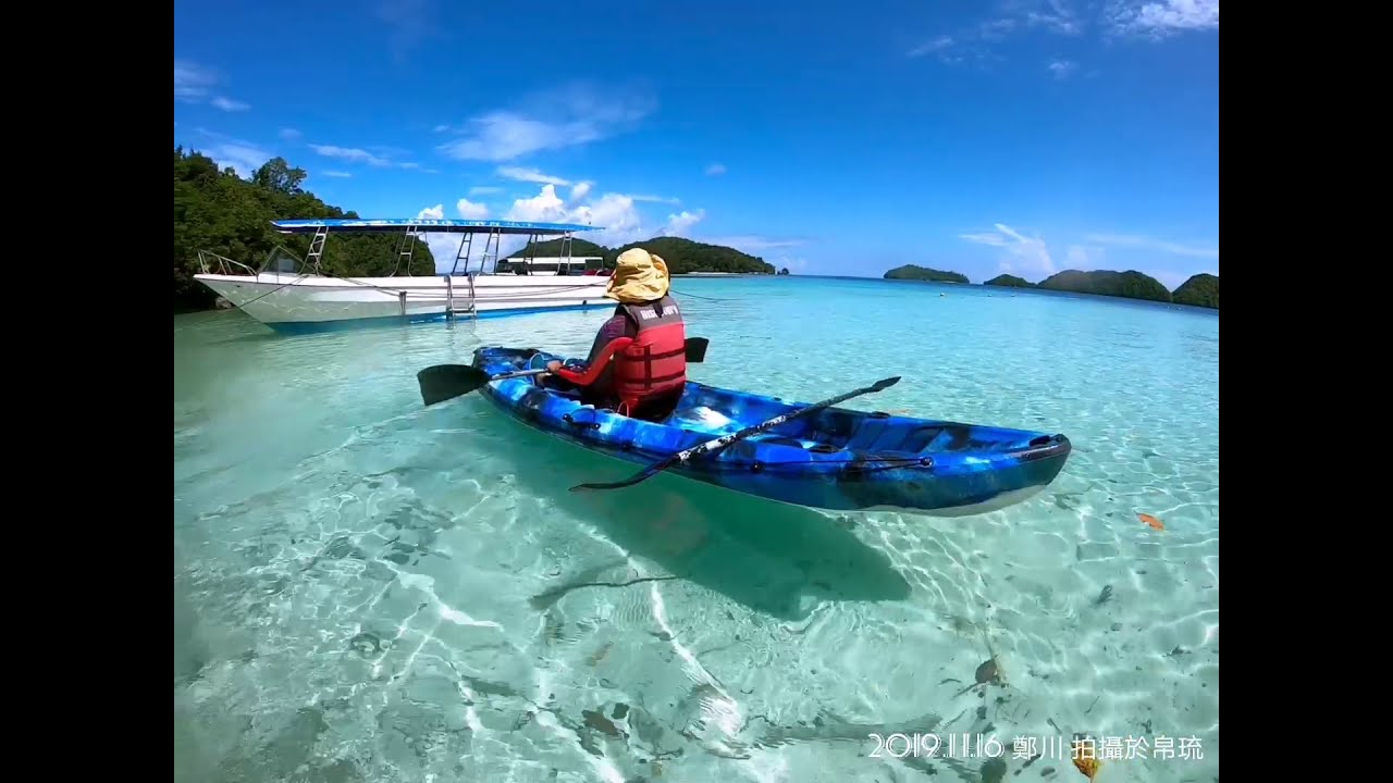 帛琉|浮潛之旅 - YouTube