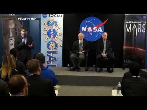 NASA Social/SLS Booster Test (from Promontory, Utah)