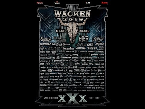 Todd La Torre Wacken Video Blog 2019