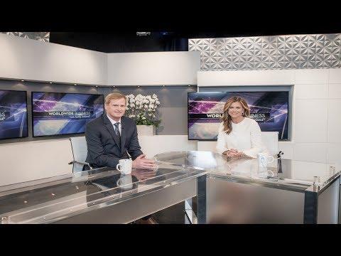 Kathy Ireland Interviews Penner Bathing Spas