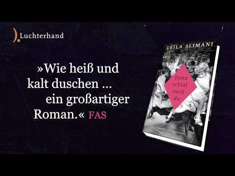 Dann schlaf auch du YouTube Hörbuch Trailer auf Deutsch