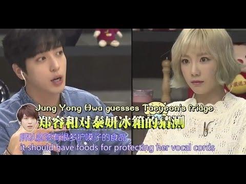 [YongSeo] YongHwa & SeoHyun sing I_TaeYeon