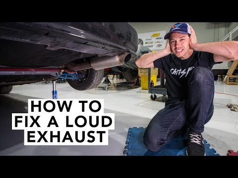 How To Fix A Loud 3-Inch Exhaust
