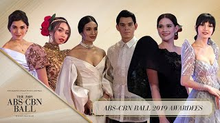 The Winners | ABS-CBN Ball 2019