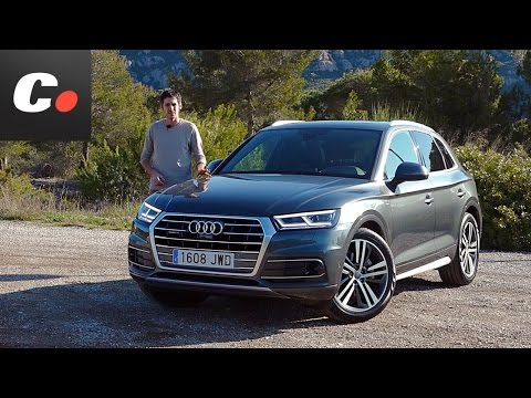 audi q5 2018 suv prueba test review en espa ol youtube. Black Bedroom Furniture Sets. Home Design Ideas