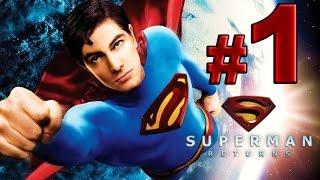 Superman Returns: El Videojuego - La arena de Mongul - Comentado en Español - Parte 1