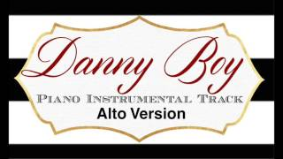 Danny Boy (Alto Version) Piano Instrumental Track - Cherish Tuttle