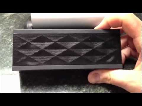 The Voices Of The Jawbone Jambox From Gear Diary