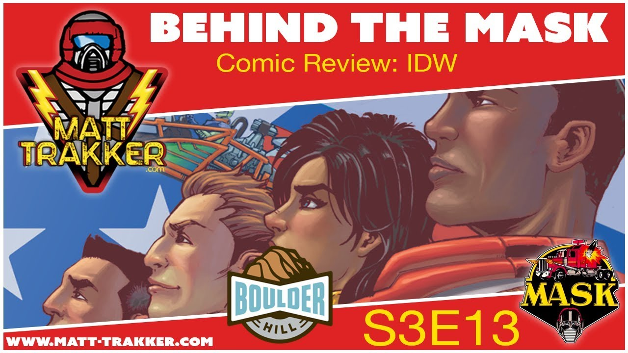 IDW Comic Review with Boulder-hill.net