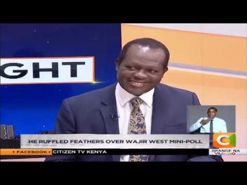 | NEWSNIGHT | Raphael Tuju Delves into Jubilee Party Politics