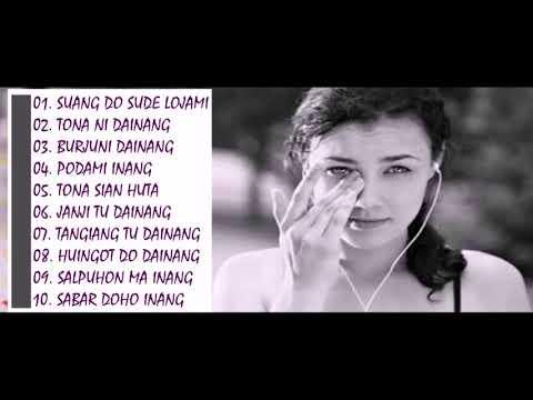 Lagu Batak Toba Paling Sedih [Full Album] 2017 || Lagu Batak Tu Dainang Pangitubu - Bikin Nangis