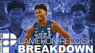 cameron reddish interview