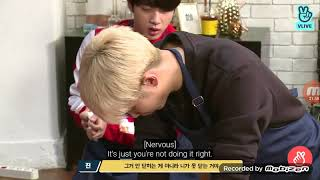 My Reaction Video To Bts Ep35 On Vlive Countine