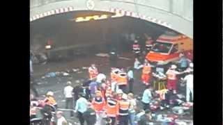Massenpanik bei Loveparade 2010 (Rohmaterial)