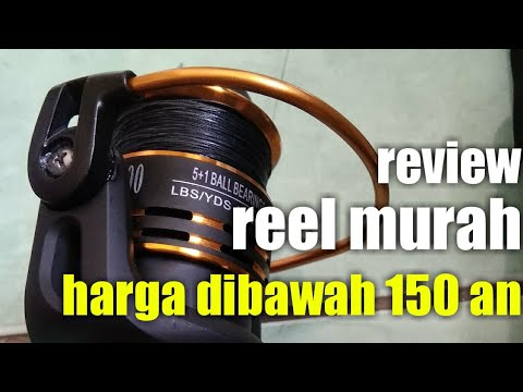 Review reel Ultra Light merk orca