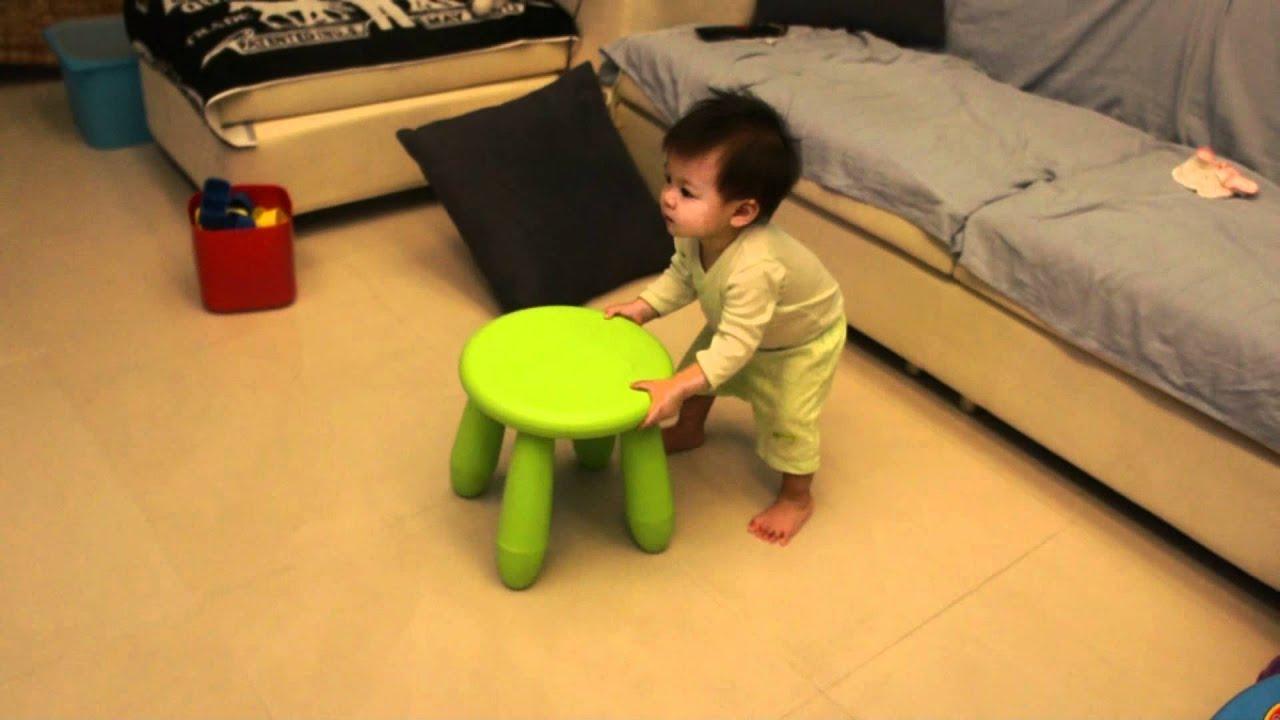 學步椅?? - YouTube
