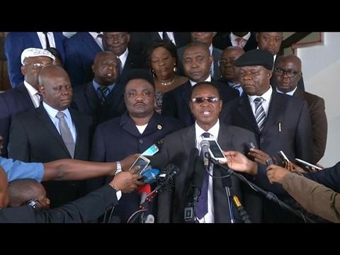 RD Congo : Bruno Tshibala nommé Premier ministre par Joseph Kabila