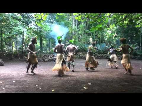 Vanuatu - Tribal Dance