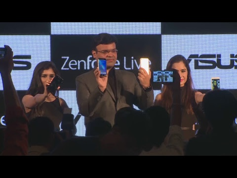 2017 ASUS Zenfone Launch Event (Livestream)