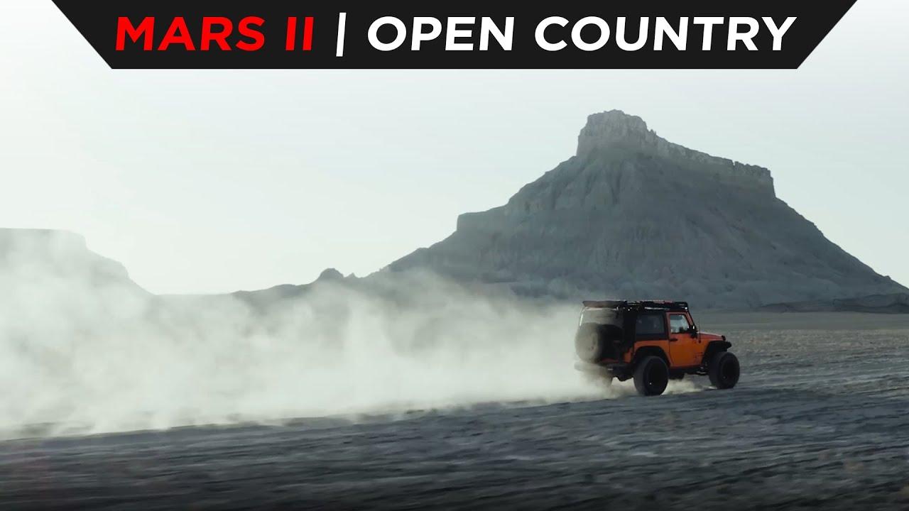 MARS | PART II | TOYO TIRES | [4K]