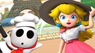 No.1 Racer - Mario Kart Tour - Full Peach Tour Gameplay!