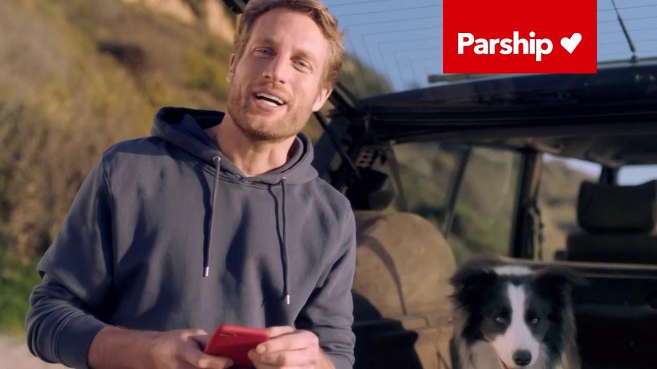 Parship Werbung Juli 2019 (Hund) - YouTube