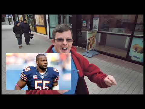 iPHONE X with Lance Briggs