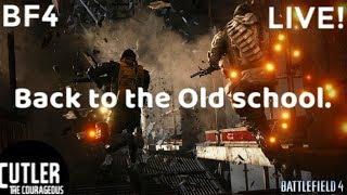 LIVESTREAM Battlefield 4 Back to the future.